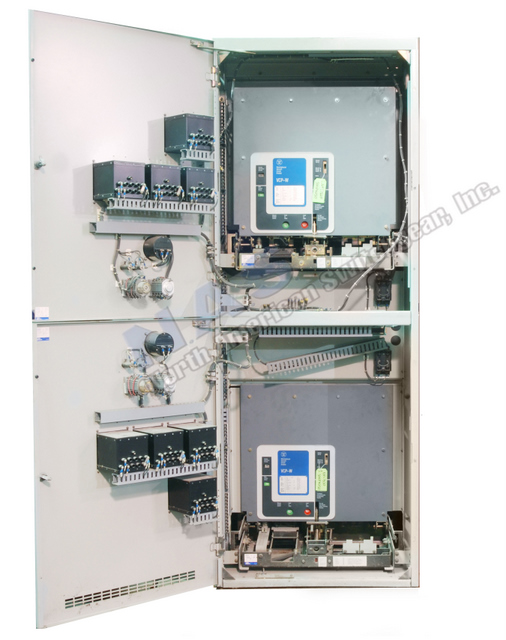 50 VCPW Switchgear pictured.