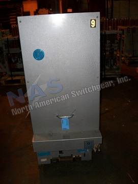 ITE 5HK250 circuit breaker pictured.  NAS stocks many 5HK250 circuit breakers and parts.