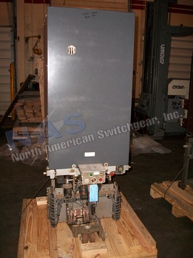 ITE 5HV250 circuit breaker pictured.  NAS Stocks many 5HV250 circuit breakers and parts.