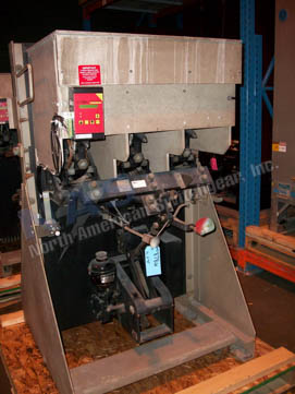 General Electric AL-2-75 circuit breaker pictured.