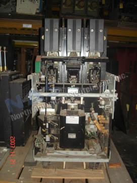 Westinghouse Da 50 Circuit Breaker
