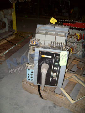 Federal Pacific FPS-25 circuit breaker pictured.