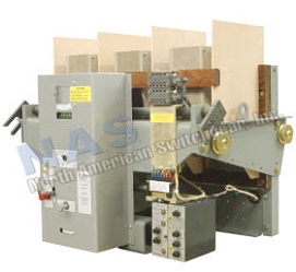 Siemens la 4000 circuit breaker for Motor operated circuit breaker