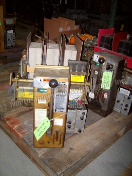 Siemens laf 600b circuit breaker for Motor operated circuit breaker