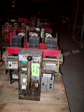 Siemens rlf 800 circuit breaker for Motor operated circuit breaker