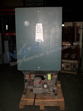 McGraw-Edison WS circuit breaker pictured.